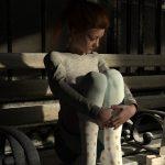 Kvinde i sorg