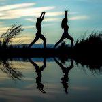 Mediterende kvinder