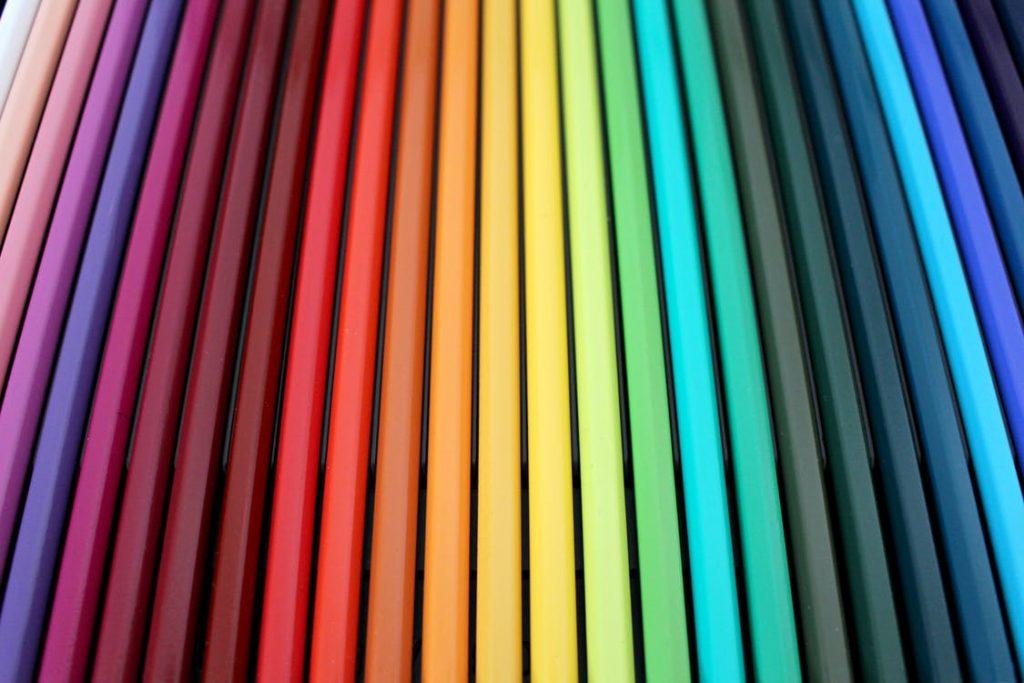 Mange farver