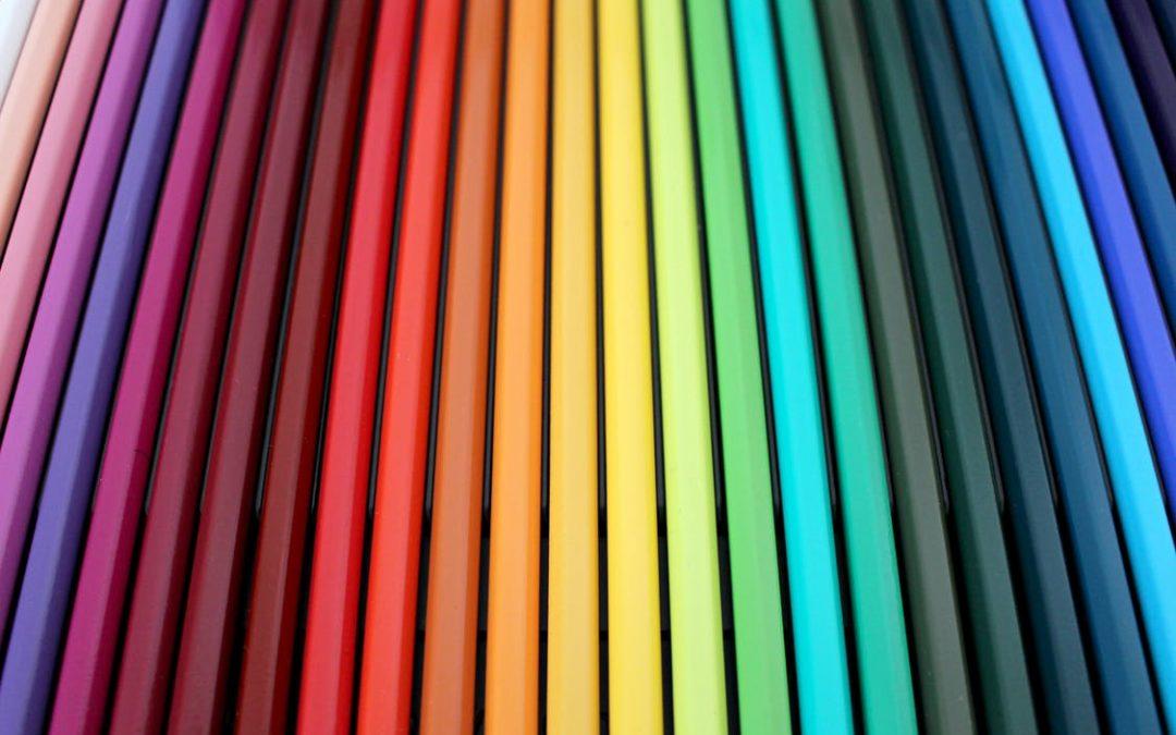 3 tips til at få mere farve ind i din hverdag